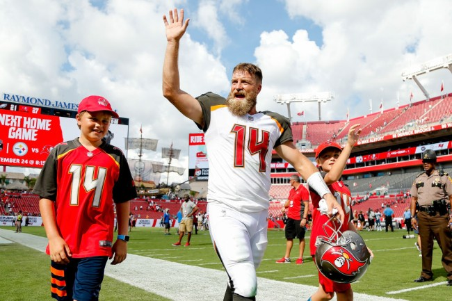ryan fitzpatrick outfit reactions