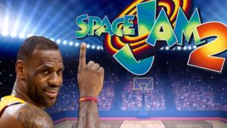'Space Jam 2' With LeBron James Is Officially Happening With The 'Black Panther' Director Involved