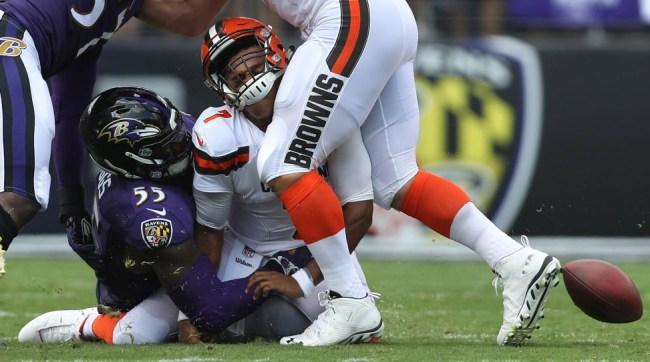 Statistics How Bad Browns Have Been Reactions Tie