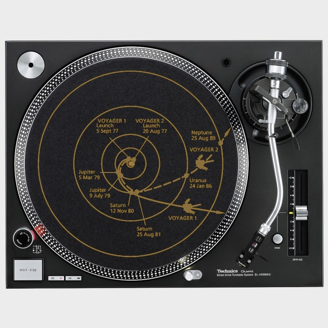 The Voyager Golden Record Carl Sagan Track List