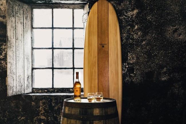 things we want glenmorangie original surfboard