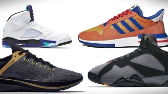 This Week's Hottest New Sneaker Releases Plus Our Top Kicks 'Pick Of The Week' (Updated)