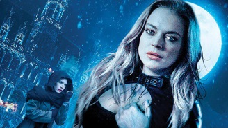 The Trailer For Lindsay Lohan's New Werewolf Movie, Her First Film Role Since 2013, Looks Phenomenal