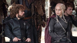 Tyrion Has A Huge Crush On Daenerys And Will Probably Get Someone Killed In Final Season Of 'Game Of Thrones'