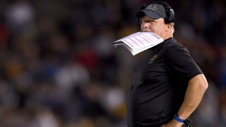 The Father Of UCLA QB Dorian Thompson-Robinson Went Scorched Earth On Coach Chip Kelly On Twitter