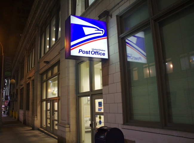 us post office building