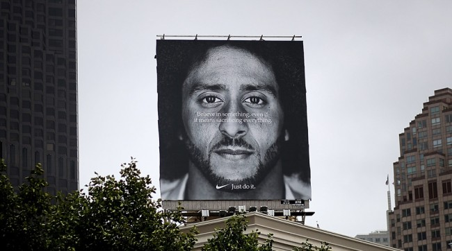 Younger Investors Buying Nike Stock Kaepernick