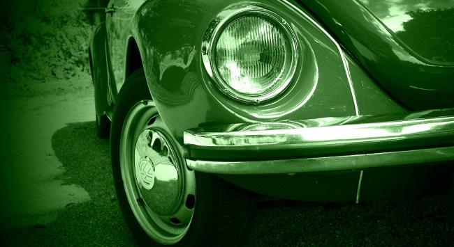 1964 Volkswagen Beetle Million Dollars