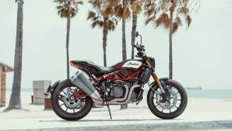 Indian Motorcycle Introduces FTR 1200 Flat-Track Inspired Racers That Are Magnificent And You're Gonna Want One