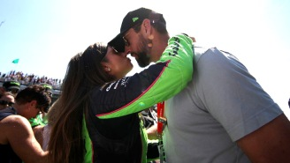Aaron Rodgers Talked About His Relationship With Danica Patrick: 'We're Really Attracted To Each Other'