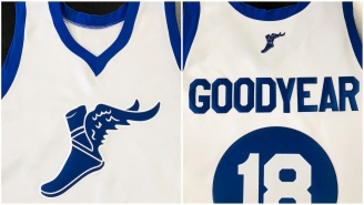 This Vintage Basketball Jersey Is The Throwback You Didn't Know You Needed In Your Closet