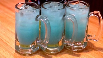 I Tried The New $1 Zombie Cocktail At Applebee's And Got More Than I Ever Bargained For