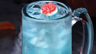 Applebee's Will Be Selling $1 Zombie Cocktails The Entire Month Of October And Halloween Is Officially Lit