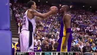 Kobe Bryant Fans Are Mad Online After New Footage Debunks One Of Kobe's Most Iconic Moments