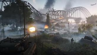 Watch The 'Battlefield V' Trailer For 'War Stories' The Single-Player Campaign 'Call Of Duty' Dropped