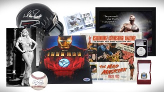 Buried Treasure: 13 Awesome Collectibles And Memorabilia That Would Look Great In Your Man Cave