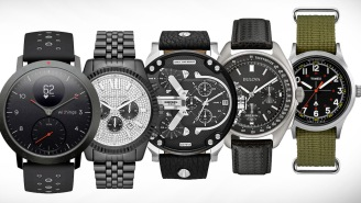 Look Sophisticated AF In One Of The 25 Best Men's Watches Under $500