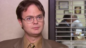 This Compilation Of The Best Dwight Schrute Moments From 'The Office' Deserves All The Awards