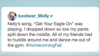 It's The Season Of Embarrassment: People Shared Their Worst 'Homecoming FAILs' On Twitter