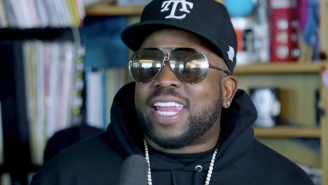 Big Boi Absolutely Killed It On NPR's 'Tiny Desk Concert' With Some Classic Outkast Hits
