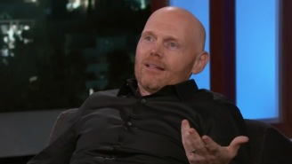 Bill Burr Shares Hilarious Story About Almost Getting Into A Fight During Red Sox-Dodgers World Series