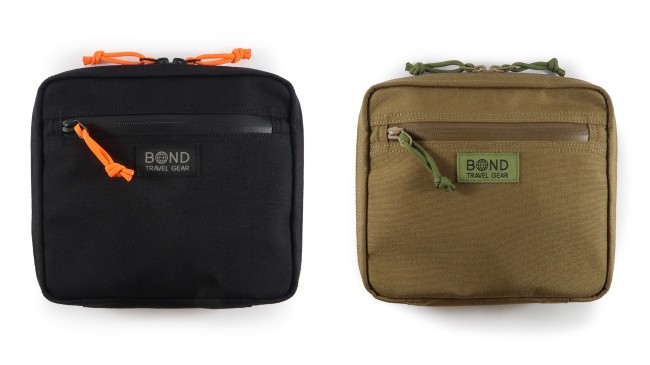 Bond Travel Bags