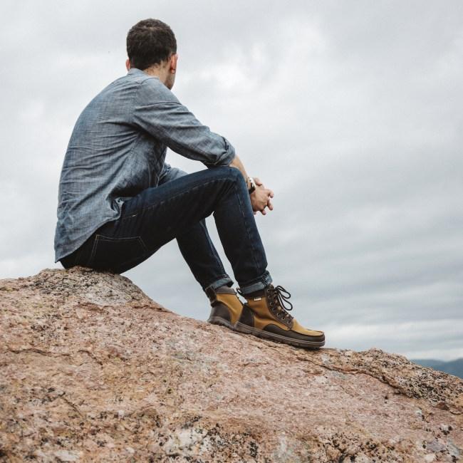 Boulder Boots by Lems Shoes
