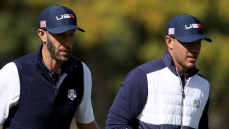 Brooks Koepka Denies Fighting With Dustin Johnson, Is 'Curious Who Would Win In A Fight'