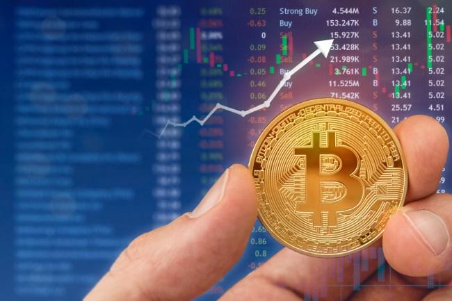 bitcoin price stability