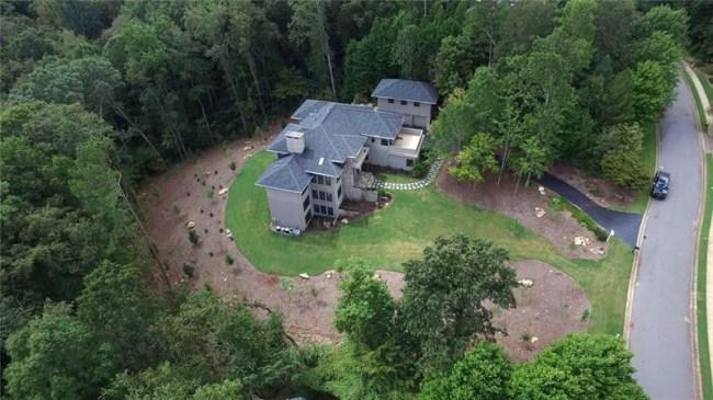Calvin Johnson Selling Georgia Mansion in Atlanta