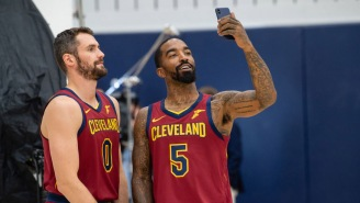 Cavaliers Players Sound Almost Thrilled To Be Not Playing With LeBron And Kyrie Anymore