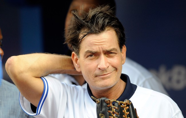 Charlie Sheen Selling Beverly Hills Mansion