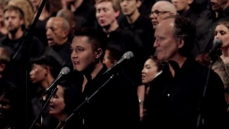 This Chorus Cover Of 'Africa' By Toto Is Unlike Anything You've Ever Heard And I Can't Stop Watching