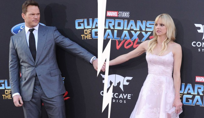 Chris Pratt Anna Faris Selling Home