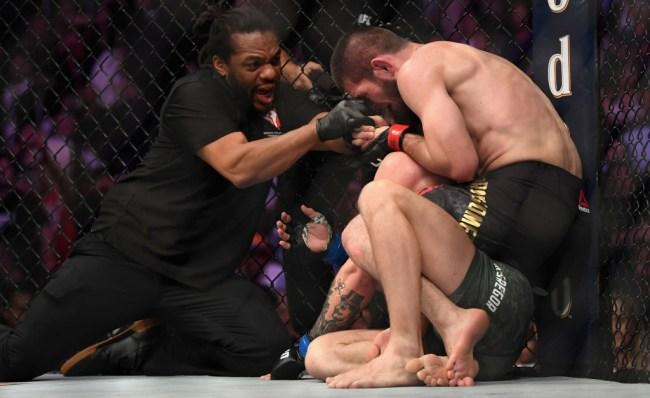 Chuck Liddell Rips UFC McGregor Nurmagomedov