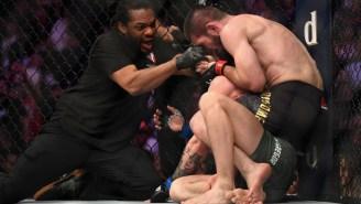 UFC Hall Of Famer Chuck Liddell Blasts UFC, McGregor, Nurmagomedov After UFC 229 'Sh*t Show'