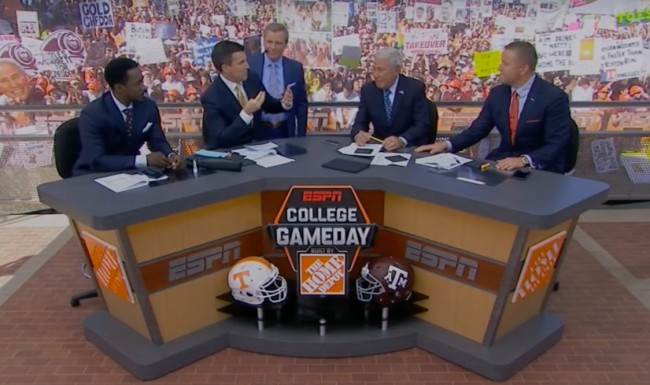 state of emergency college gameday