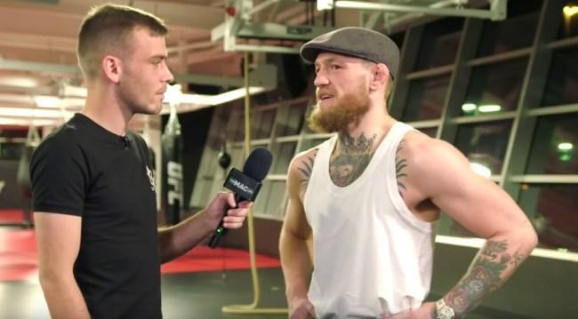 Conor McGregor Why Long Return UFC