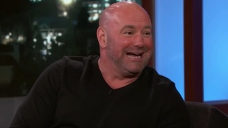 Dana White Seem Super Serious About Making Bieber Vs. Cruise A Reality Even If Justin Is Too Scared