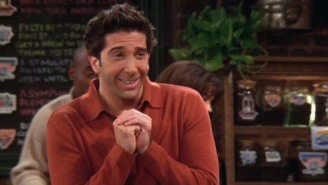 David Schwimmer's Response To His Doppelganger Going Viral For Stealing Beer Is Absolutely Perfect