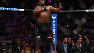 Derrick Lewis Says He's Been Having Sex To Up His Cardio For UFC Title Fight Against Daniel Cormier
