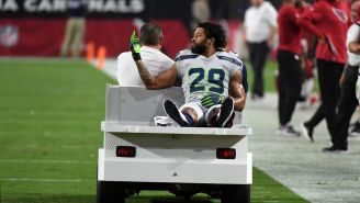 Le'Veon Bell Was A Big Fan Of Earl Thomas Flipping Off The Seahawks After A Devastating Injury