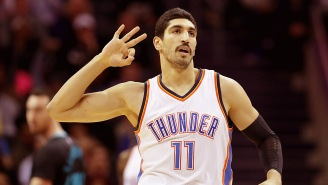 Enes Kanter Says He Wants To Wrestle For WWE When He Retires From The NBA, And He's Dead Serious