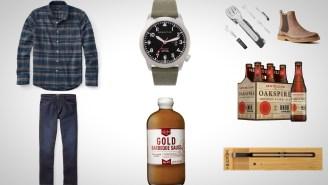 8 Everyday Carry Essentials: Backyard BBQ