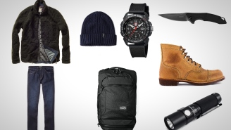 9 Everyday Carry Essentials: A Weekend In The Countryside