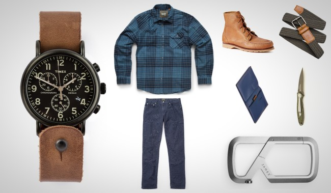 everyday carry essentials fit for fall