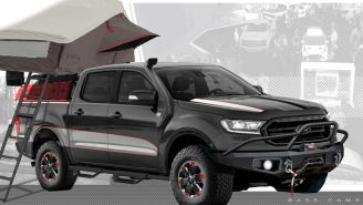 Ford Flaunts 7 Suped-Up 2019 Rangers At SEMA 2018 – Trucks For Camping And An Xbox Model For Gaming