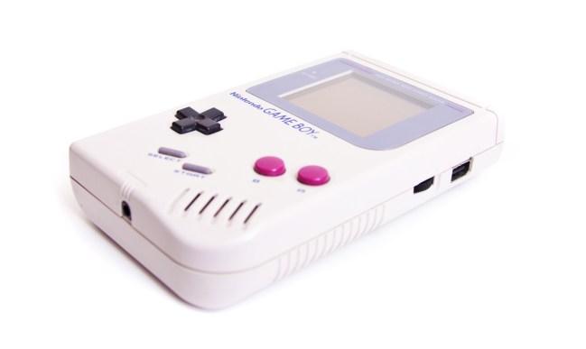 nintendo gameboy playable phone case