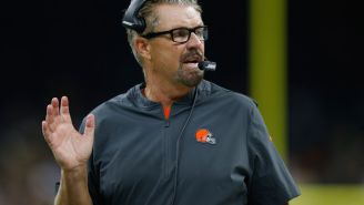 Twitter Erupts Over The Browns Announcing Bountygate's Gregg Williams As Interim Head Coach