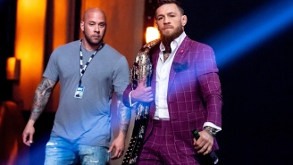 Conor McGregor Goes Into Explicit Detail As To Why Khabib Nurmagomedov's Manager Ali Abdelaziz Is A 'Terrorist Snitch' At UFC 229 Press Conference